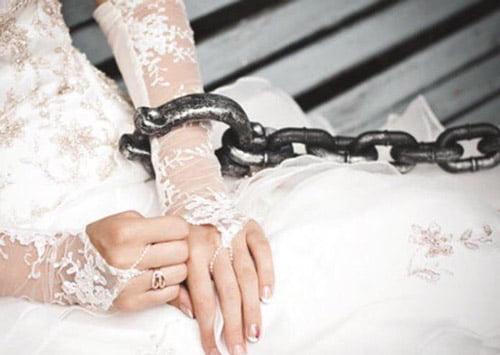 ازدواج اجباری - از ازدواج اجباری یک دختر ۱۱ ساله با یک مرد ۳۴ ساله جلوگیری شد