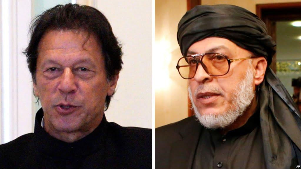 استانکزی عمران خان - تغییر نقش پاکستان در مذاکرات صلح