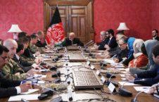 اشرف غنی پاتریک شاناهان 226x145 - دیدار رییس جمهور غنی با سرپرست وزارت دفاع امریکا