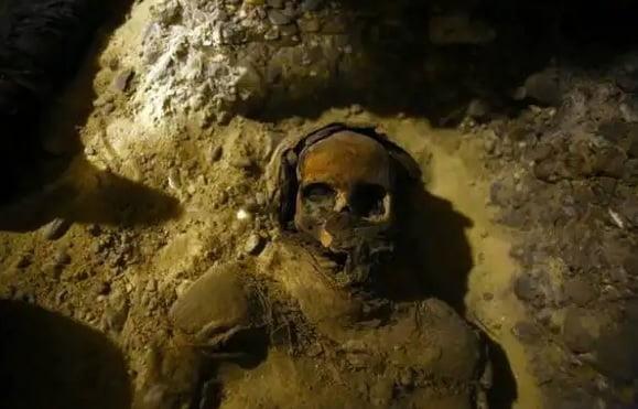 اطفال مومیایی 2 - کشف 12 طفل مومیایی شده 2300 ساله در مصر + تصاویر