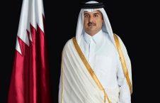امیر قطر 226x145 - اقدامات قطر برای تضعیف جایگاه بنادر امارات متحده عربی