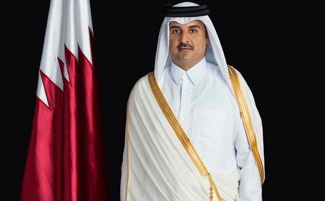 امیر قطر - اقدامات قطر برای تضعیف جایگاه بنادر امارات متحده عربی
