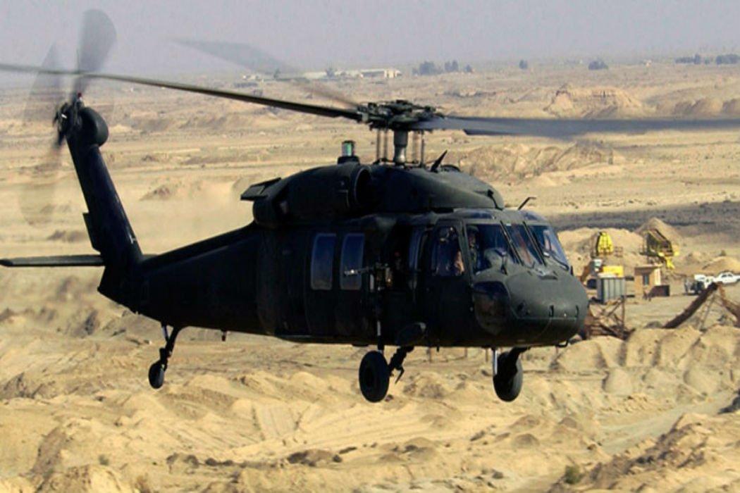 بلک هاک - تجهیز اردوی ملی به چرخبالهای نظامی بلک هاک