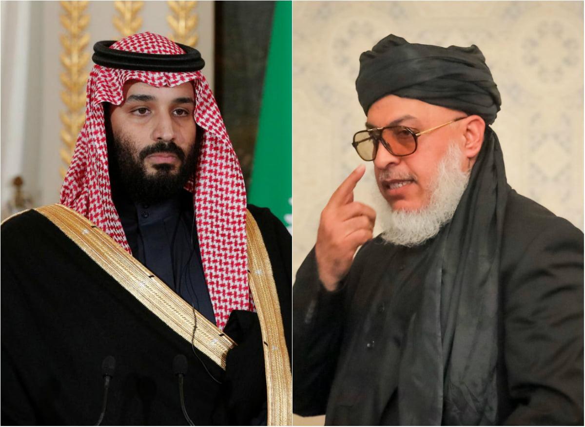 بن سلمان طالبان - احتمال دیدار بن سلمان با نماینده گان طالبان در پاکستان