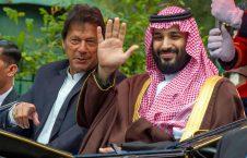 بن سلمان عمران خان 1 226x145 - سفر بن سلمان به پاکستان، تهدید جدی آینده صلح در افغانستان