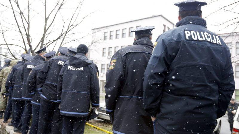 بوسنی پولیس - جزییات دستگیری 6 پناهجوی افغان در بوسنی و هرزگوین