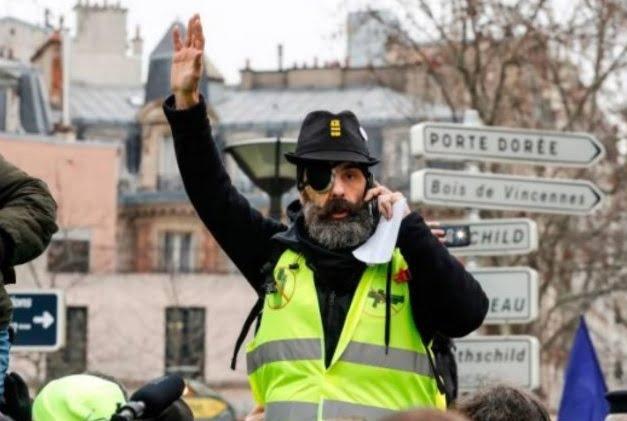 تظاهرات در فرانسه - تصاویر/ دوازدهمین شنبه تظاهرات در فرانسه