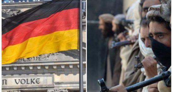 جرمنی طالبان 550x295 - قطع کمک های مالی جرمنی به افغانستان در صورت پیروزی طالبان بر حکومت
