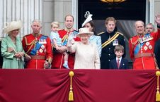 خانواده سلطنتی بریتانیا