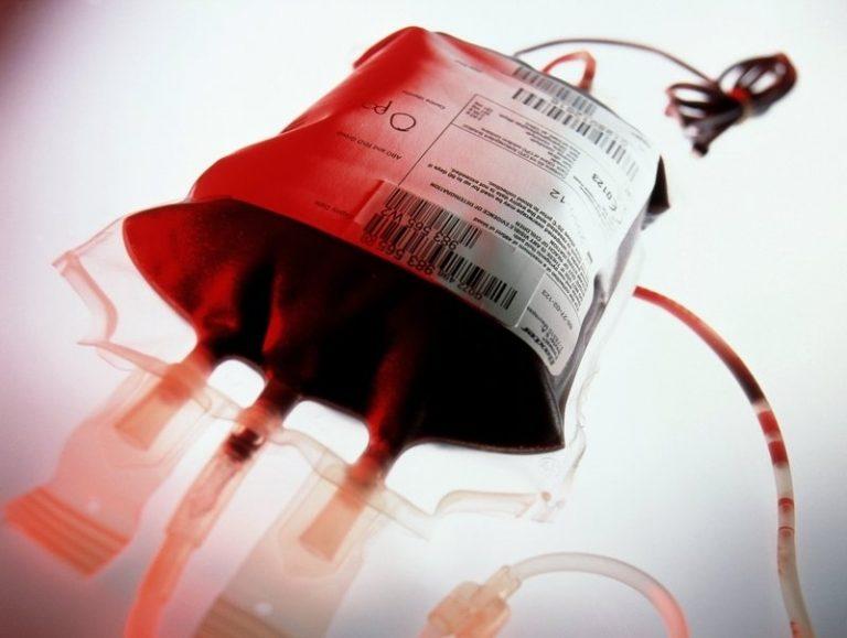 خون - جمعآوری ۲۶ هزار سیسی خون در یک روز در کابل