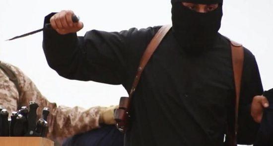 داعش 2 550x295 - روشهای وحشتناک داعش برای مجازات و شکنجه افراد فراری