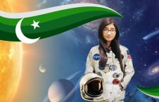 راضیه امیر 226x145 - دختر ۱۲ ساله پاکستانی کارآموز ناسا میشود