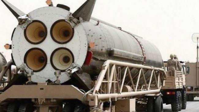 راکت باستیک - ساخت راکتهای بالستیک در عربستان سعودی