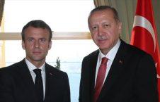 رجب طیب اردوغان امانویل مکرون 226x145 - توصیه اردوغان به همتای فرانسوی اش