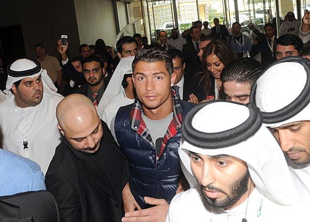 رونالدو - پیشنهاد وسوسه انگیز به رونالدو برای حضور در لیگ امارات