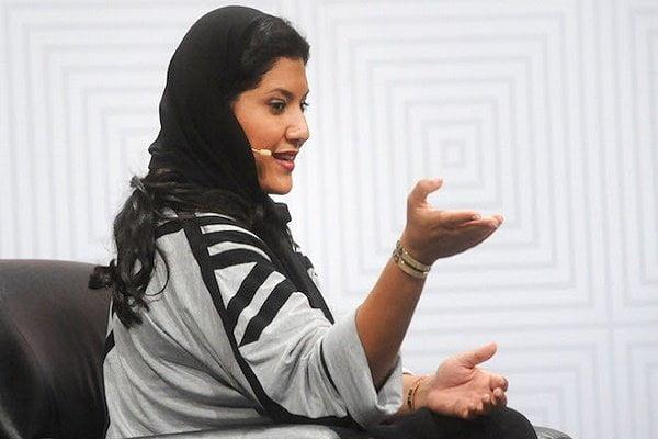 ریما بنت بندر بن سلطان - تصاویر/ نخستین سفیر زن عربستان در امریکا