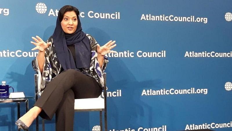 ریما بنت بندر بن سلطان2 - تصاویر/ نخستین سفیر زن عربستان در امریکا