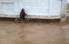 سیلاب در هرات 1 226x145 - خانه هایی که غرق در آب شد؛ بارندگی شدید در هرات