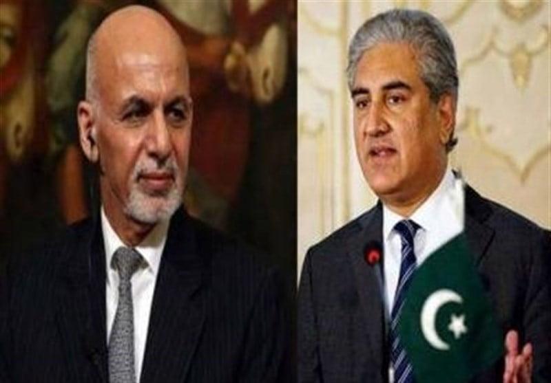 شاه محمود قريشى اشرف غنی - واکنش شدید پاکستان به اظهارات اخیر رییس جمهور غنی