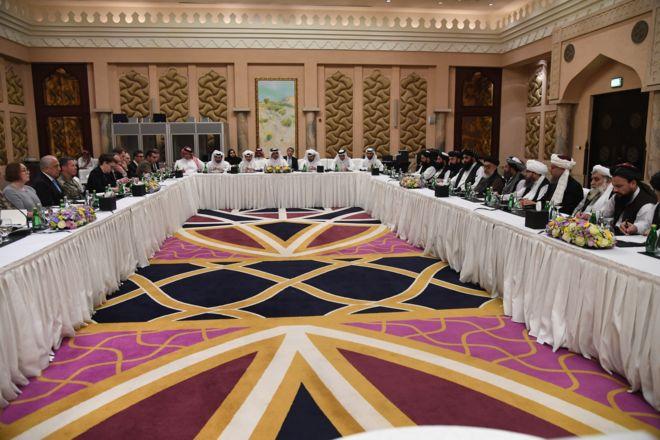 طالبان قطر - مذاکرات بی نتیجه صلح در آتش و خون
