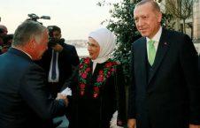 عبدالله دوم رجب طیب اردوغان 4 226x145 - تصاویر/ دیدار شاه اردن با رییس جمهور ترکیه