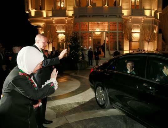 عبدالله دوم رجب طیب اردوغان 9 - تصاویر/ دیدار شاه اردن با رییس جمهور ترکیه