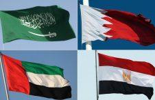 عربی 226x145 - اتهامزنی انور قرقاش به قطر مبنی بر تفرقهافکنی بین کشورهای عربی