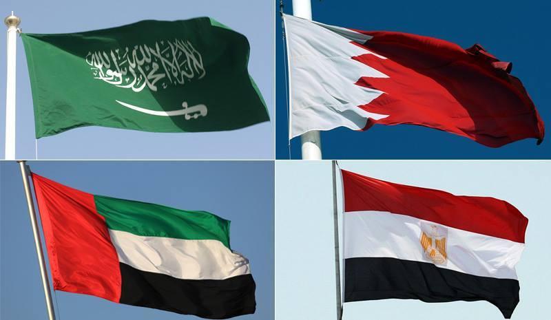 عربی - اتهامزنی انور قرقاش به قطر مبنی بر تفرقهافکنی بین کشورهای عربی