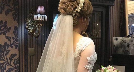 عروس 550x295 - عروس اندونزیایی؛ قربانی عجیب ترین سنت ازدواج + تصاویر