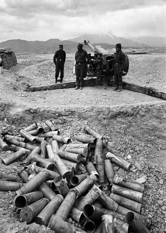عساکر ارتش سرخ شوروی 12 - تصاویر/ خروج آخرین عساکر ارتش سرخ شوروی از خاک افغانستان