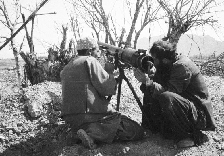عساکر ارتش سرخ شوروی 13 - تصاویر/ خروج آخرین عساکر ارتش سرخ شوروی از خاک افغانستان