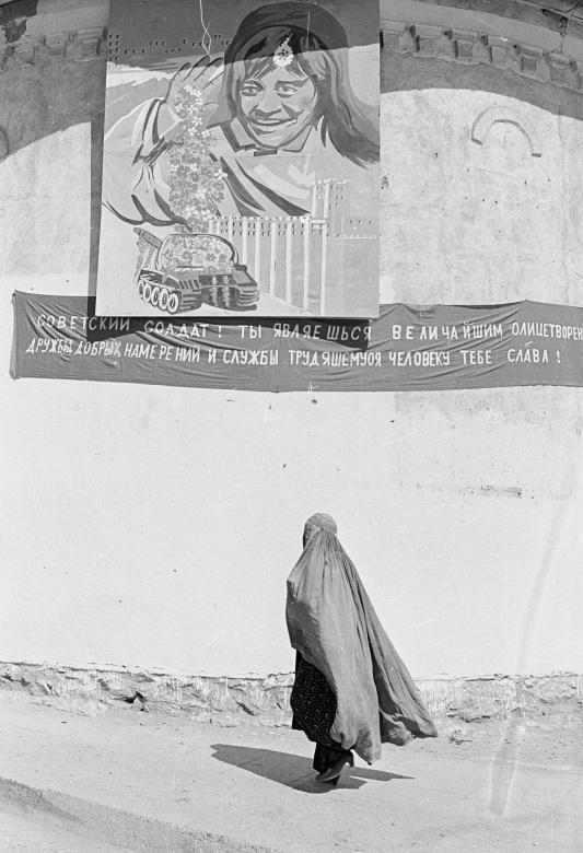 عساکر ارتش سرخ شوروی 19 - تصاویر/ خروج آخرین عساکر ارتش سرخ شوروی از خاک افغانستان