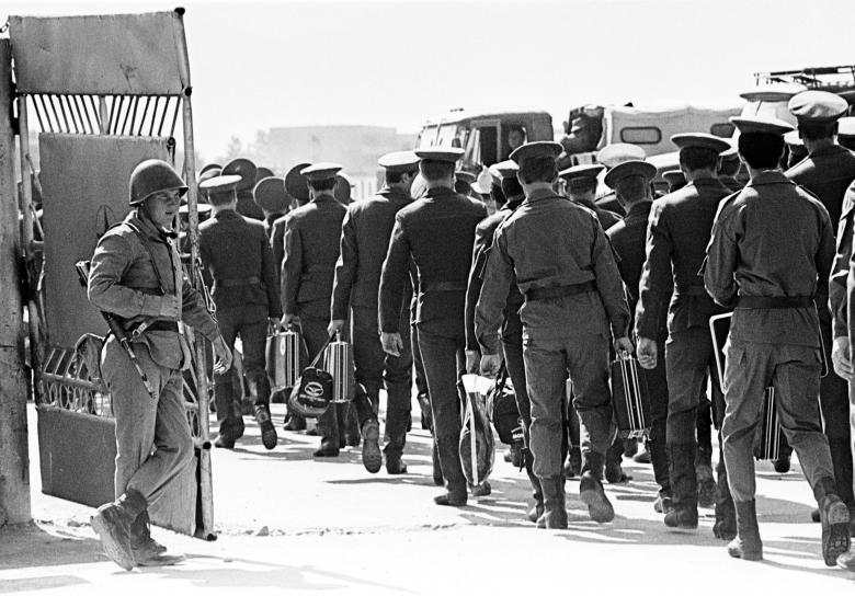 عساکر ارتش سرخ شوروی 22 - تصاویر/ خروج آخرین عساکر ارتش سرخ شوروی از خاک افغانستان