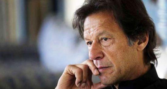 عمران خان 1 550x295 - اذعان عمران خان به آموزش طالبان توسط پاکستان