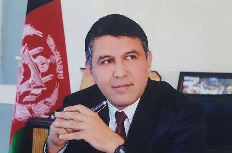 مسعود اندرابی - تعین مسعود اندرابی به حیث سرپرست جدید وزارت امور داخله