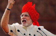 مودی 226x145 - پاسخ درهم شکننده صدراعظم هند به پاکستان