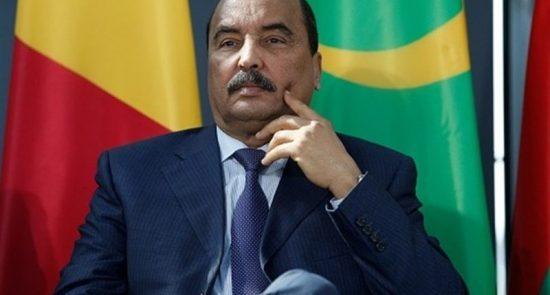 موریتانی 550x295 - ارتباط رییس جمهور موریتانی با غار علی بابا!