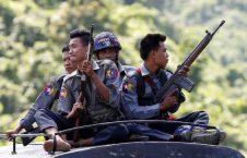 میانمار 226x145 - جنایتی دیگر از اردوی میانمار علیه اقلیت مسلمان این کشور