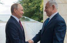 نتانیاهو 226x145 - از سفر نتانیاهو به روسیه تا انکار ایران از حضور نظامی در سوریه
