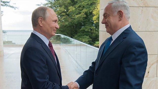 نتانیاهو - از سفر نتانیاهو به روسیه تا انکار ایران از حضور نظامی در سوریه