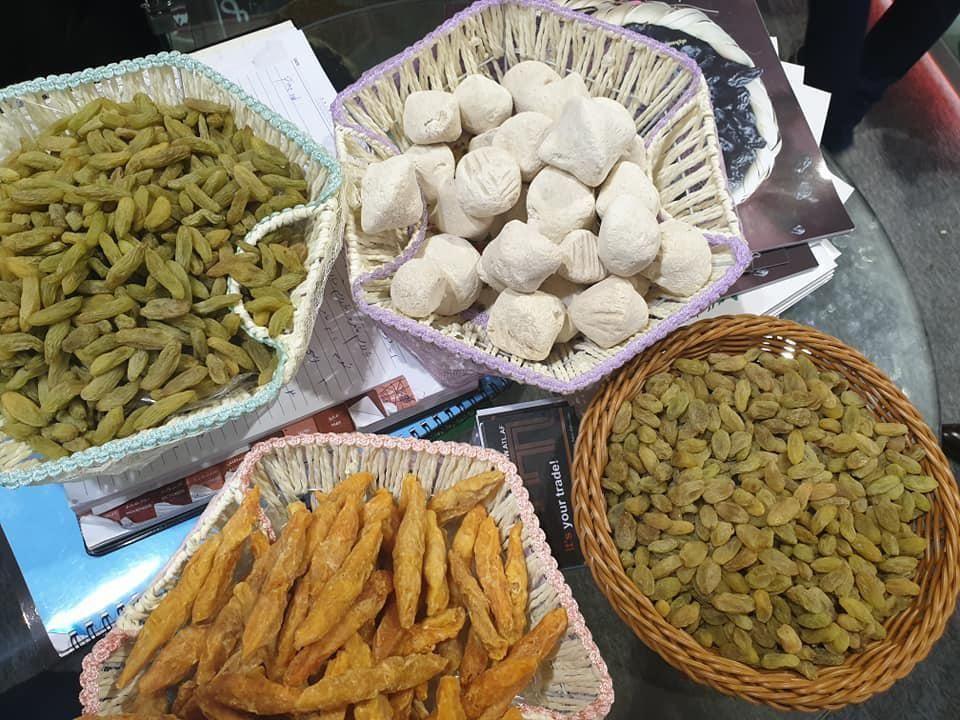 نمایشگاه بینالمللی دوبی 1 - تصاویر/ نمایشگاه بینالمللی زراعتی افغانستان در دوبی