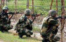 هند اردوی ملی 226x145 - وقوع یک درگیری میان عساکر هندی و پاکستانی