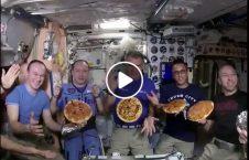 ویدیو آشپزی فضانوردان ایستگاه فضایی 226x145 - ویدیو/ آشپزی جذاب فضانوردان در ایستگاههای فضایی