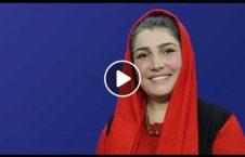 ویدیو/ ماجرای درخواست بوسه از ویدا ساغری نامزد انتخابات ولسی جرگه