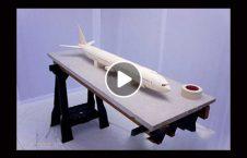 ویدیو جوان توانست کاغذ طیاره 226x145 - ویدیو/ جوانی که توانست با کاغذ طیاره بسازد!