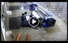 ویدیو مرگ دردناک یک کارگر هندی 226x145 - ویدیو/ مرگ دردناک یک کارگر هندی