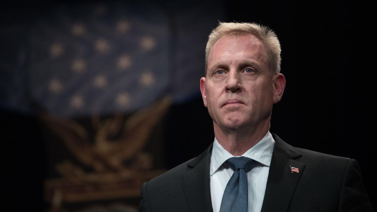 پاتریک شاناهان - ورود سرپرست وزارت دفاع امریکا به بغداد