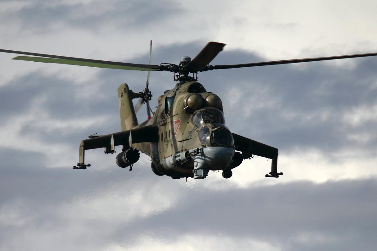 چرخبال روسی - روسیه چرخبال هایش را به افغانستان نمی دهد!
