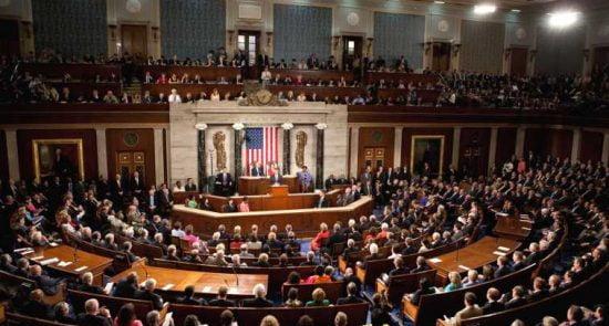 کانگرس 550x295 - نامه اعتراض آمیز اعضای کانگرس امریکا خطاب به ترمپ