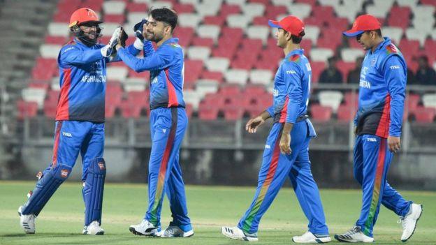 کرکت - پیروزی بی سابقه تیم ملی کرکت افغانستان در برابر آیرلند